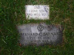 Bernard C Barnard