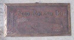 Fred Roland Beus