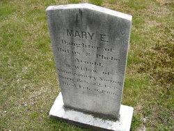 Mary E. <i>Arnold</i> Young