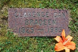 Clarence Dan Bradeen