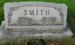 Charles Edgar Smith