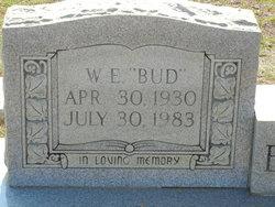 W E Bud Edwards