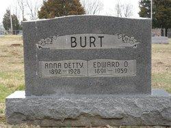 Anna Belle <i>Detty</i> Burt