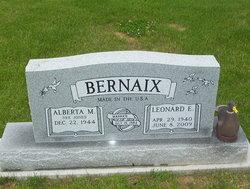 Leonard E Bernaix