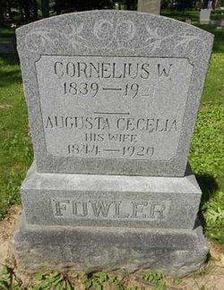 Augusta Cecelia Fowler