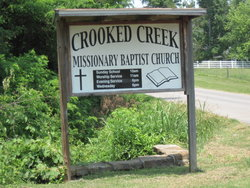 Crooked Creek Baptist Church Cemetery