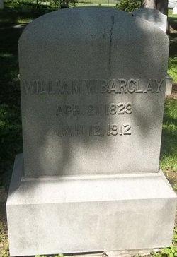 William Watson Barclay
