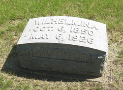 Wilhelmine Minnie <i>Sprick</i> Hoeft