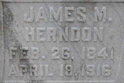 James M Herndon