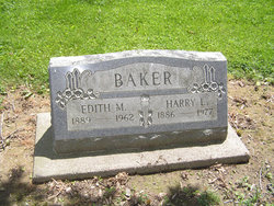 Edith M <i>Stafford</i> Baker