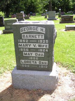 Mary V Barnett