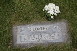 Ansel Stanley Crowley