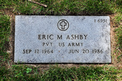 Eric M Ashby