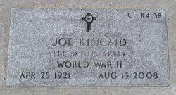 Joe Kincaid