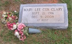 Mary Lee Clary