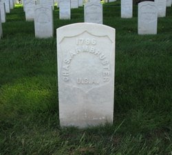 Pvt Charles Armbruster