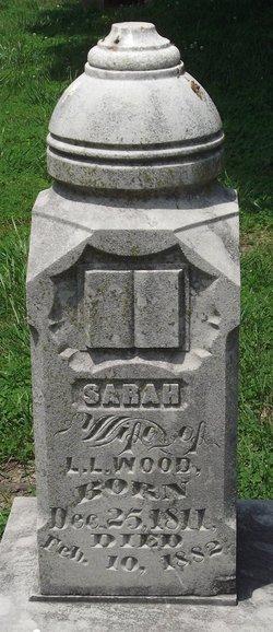 Sarah <i>McKenzie</i> Wood