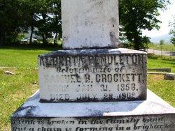 Alberta <i>Pendleton</i> Crockett