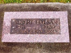 Albert Halsan