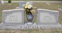 Henry Eldridge Acreman