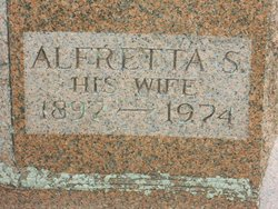 Alfretta S. Douglas