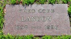 Theo <i>Cobb</i> Landon