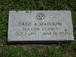 Fred A. Madison