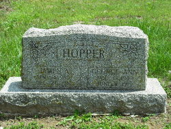 George Ann <i>Mussett</i> Hopper