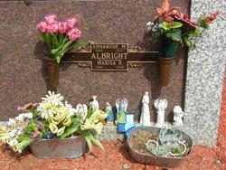 Annarose <i>Cooch</i> Albright