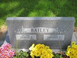 Georgie B <i>Shields</i> Bailey