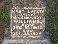 Mary Laveta Williams