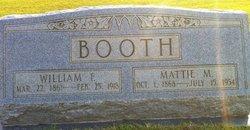 William F. Booth