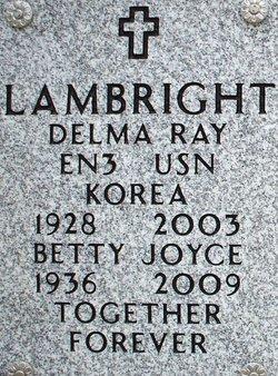 Betty Joyce <i>Schultz</i> Lambright