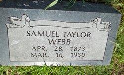 Samuel Taylor Webb