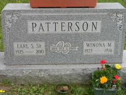 Earl Stanley Pat Patterson, Sr