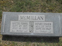 Henry Fisher McMillan