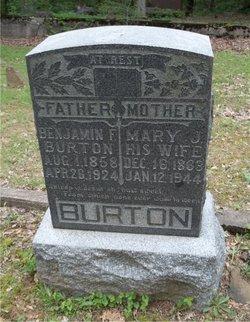 Benjamin F. Burton