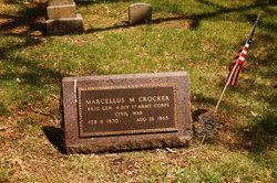 Marcellus Monroe Crocker