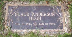 Claud Hugh Anderson