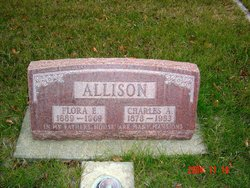 Flora Elnora <i>Gustafson</i> Allison