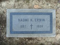 Naomi K. <i>Kelsey</i> Erwin