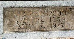 J. C. Anderson