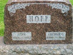 Arthur G Hoff