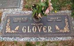 Janet M Glover