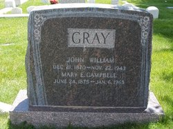 John William Gray