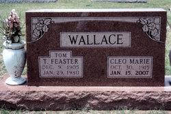 Cleo Marie <i>Haley</i> Emmons,Wallace