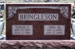 Opal Marie <i>Wallace</i> Bringleson/Castelberry