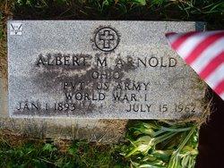 Albert M Arnold