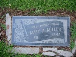 Mary Atlanta <i>Lindsey</i> Green Miller