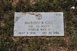 Marion B Gill